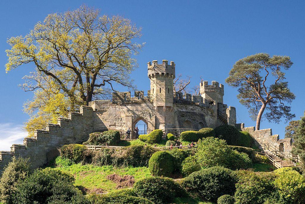 Castelul Warwick