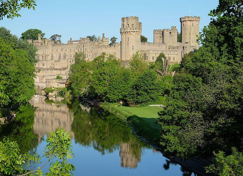 Castelul Warwick1