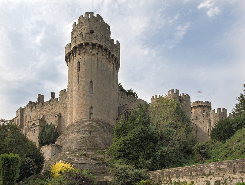 Castelul Warwick11