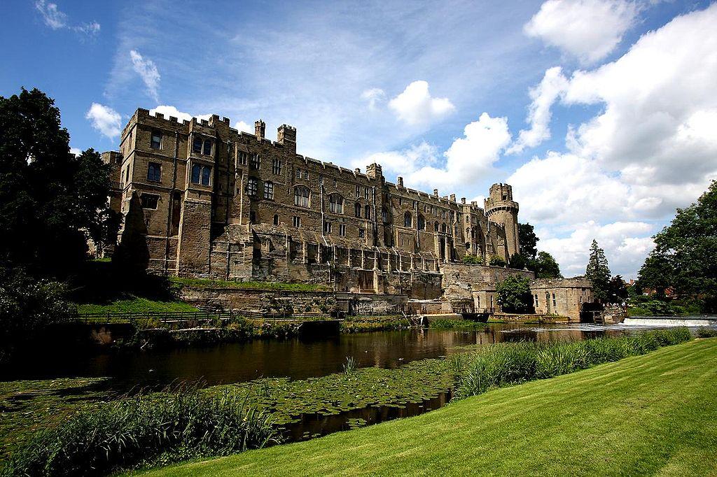 Castelul Warwick111