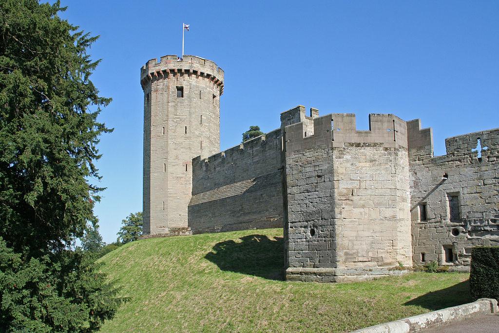 Castelul Warwick1111