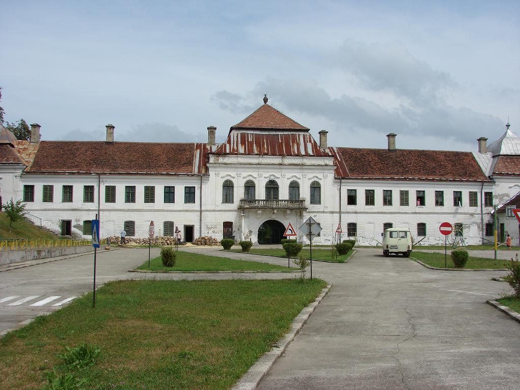 Castelul Wesselenyi din Jibou