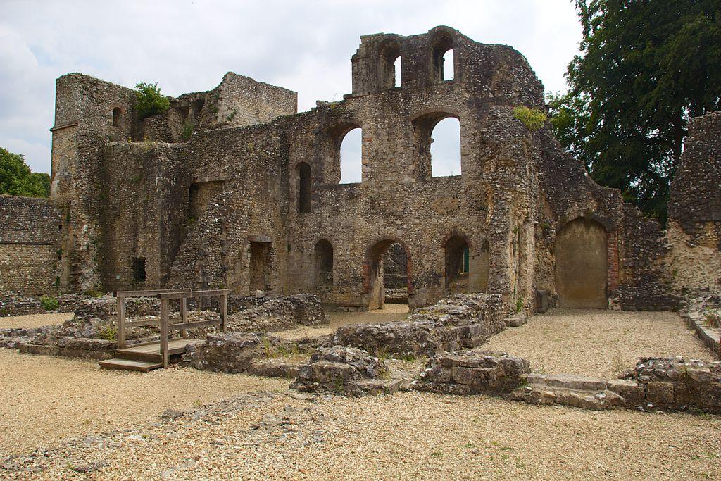Castelul Wolvesey