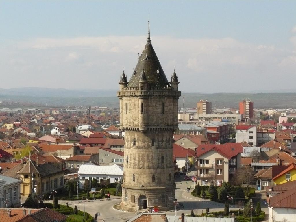 Castelul cu apa Mehedinti