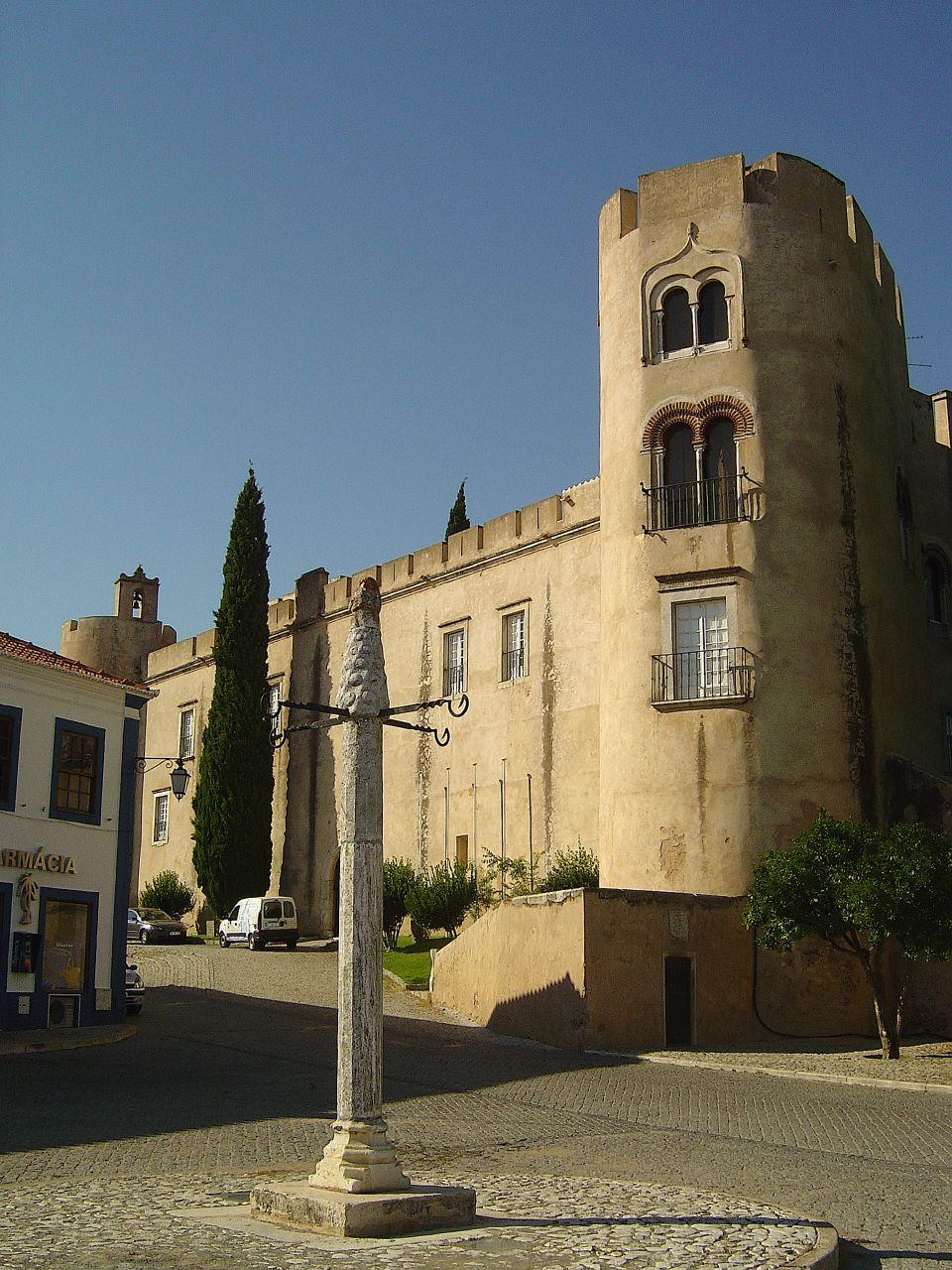 Castelul din Alvito