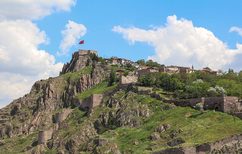 Castelul din Ankara