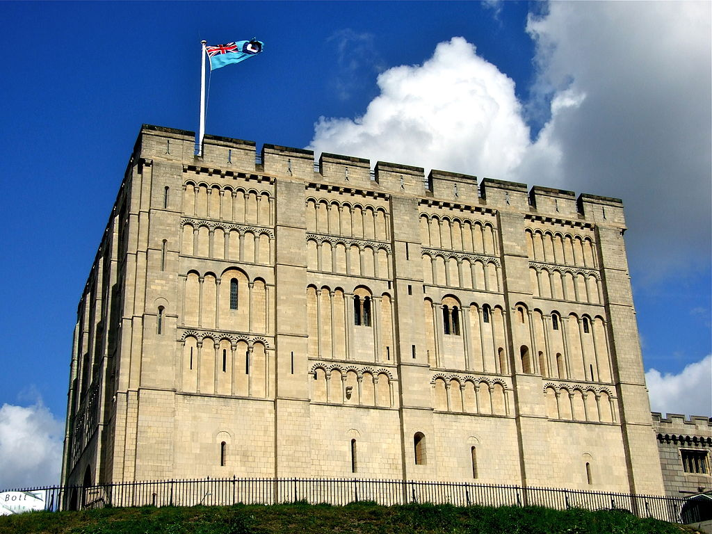 Castelul din Norwich