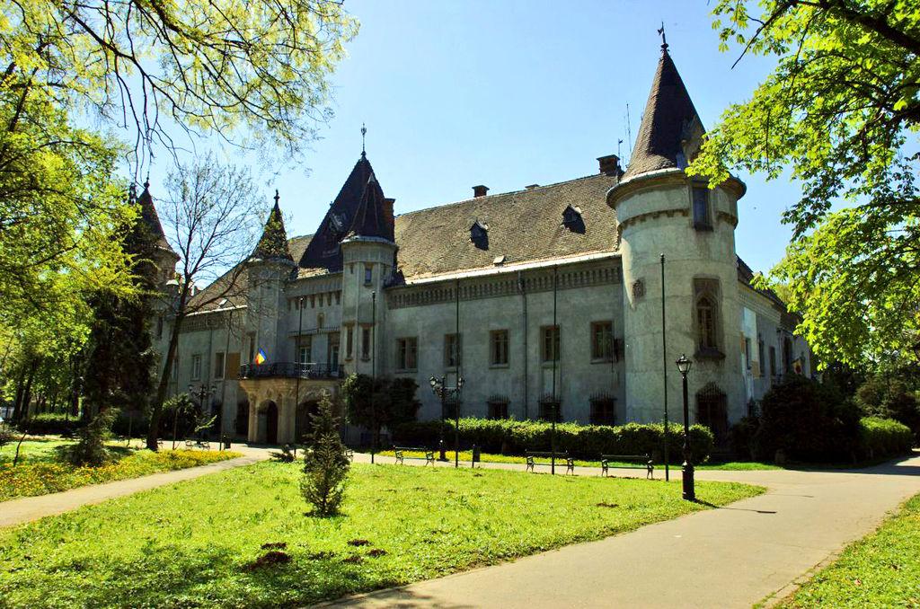 Castelului Karoly