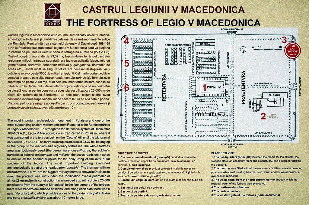 Castrul Roman Potaissa2