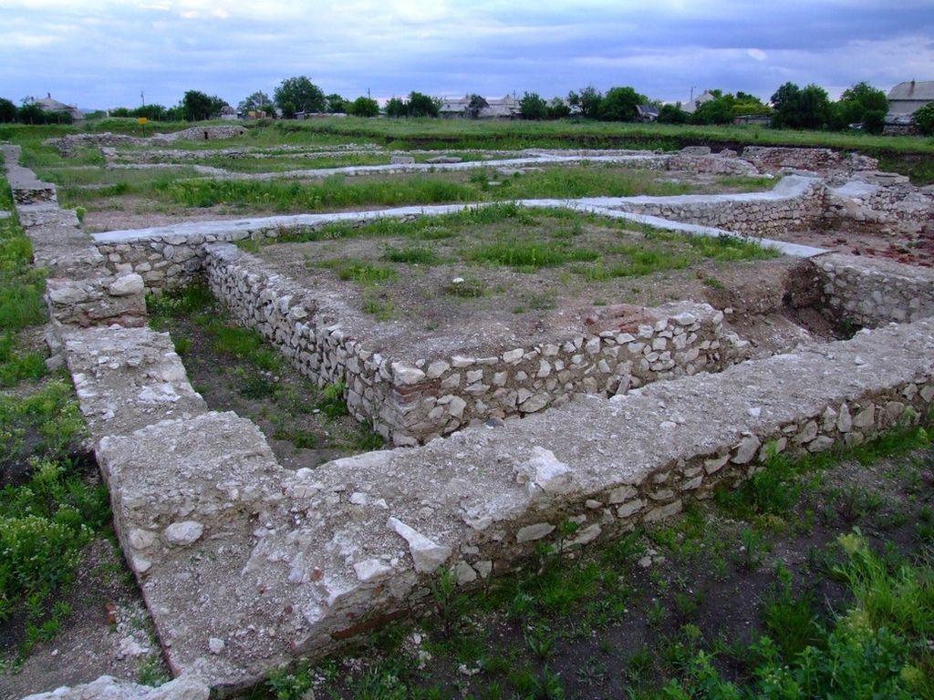Castrul roman Potaissa11