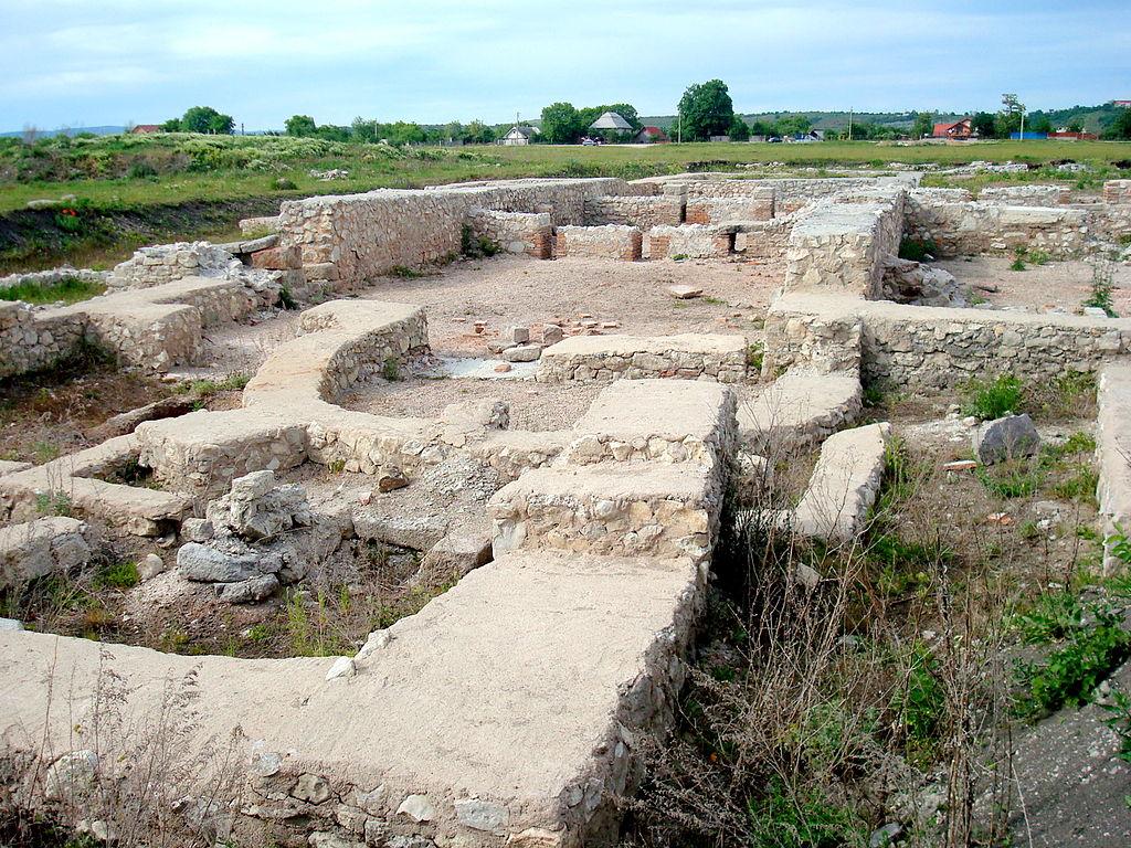 Castrul roman Potaissa1111
