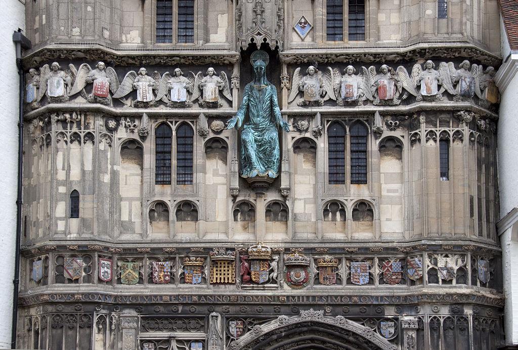 Catedrala Canterbury din Cristchurch
