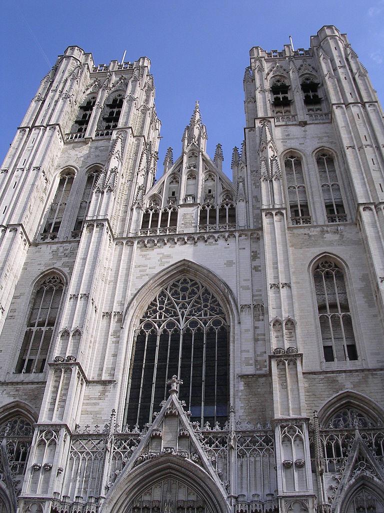 Catedrala Des Saints Michel Et Gudule