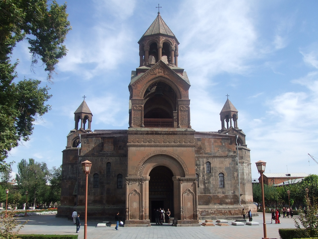 Catedrala Echmiatsin