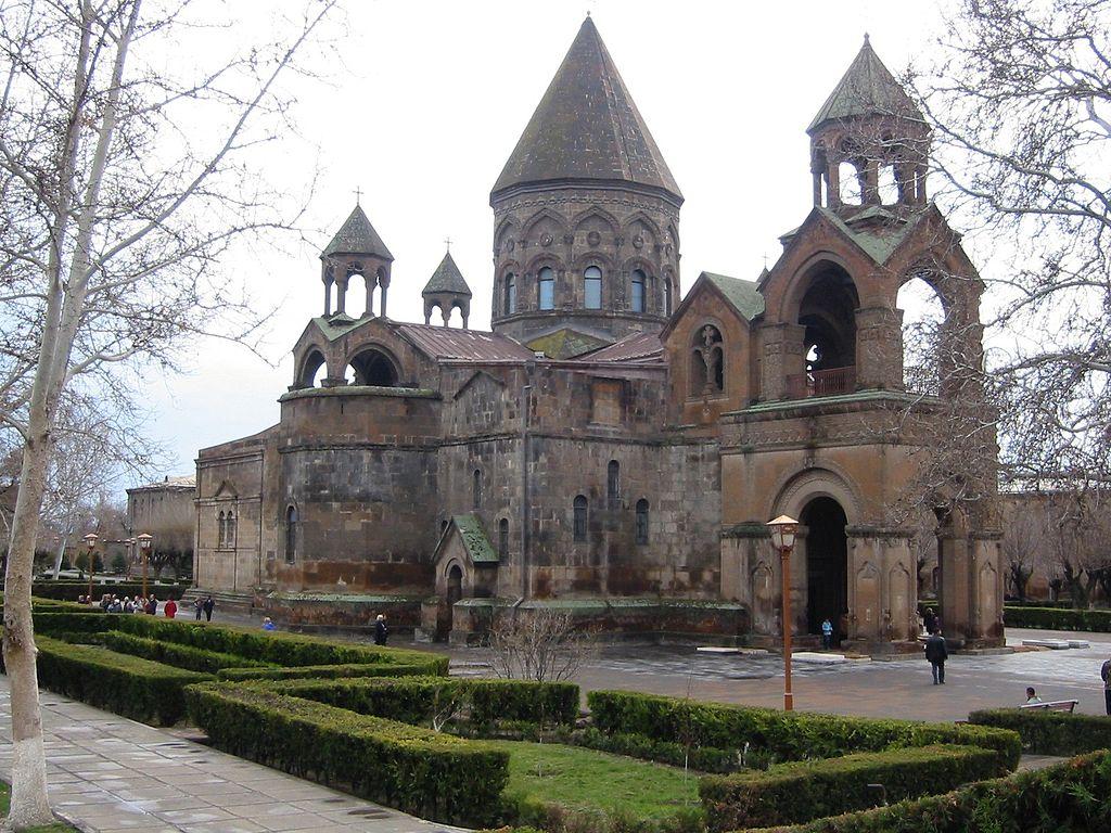 Catedrala Echmiatsin1