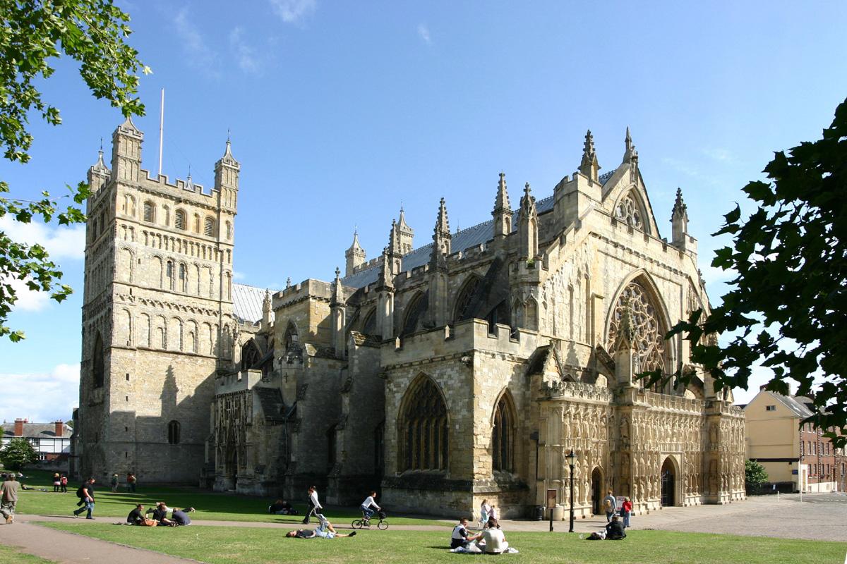 Catedrala Exeter1