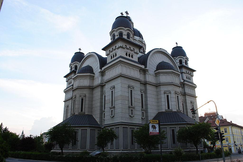 Catedrala Ortodoxă din Târgu Mureș