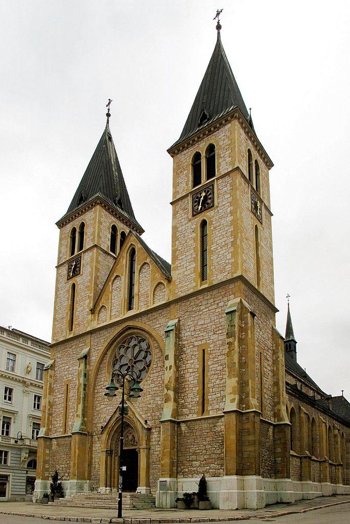 Catedrala Sarajevo