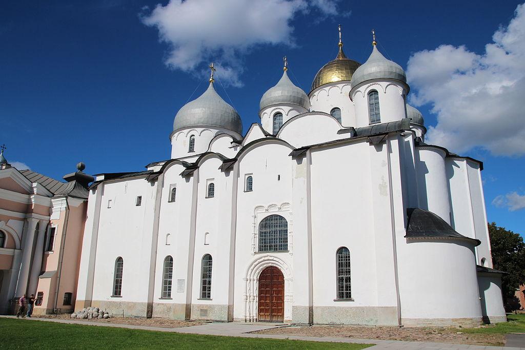 Catedrala Sfanta Sofia din Novgorod