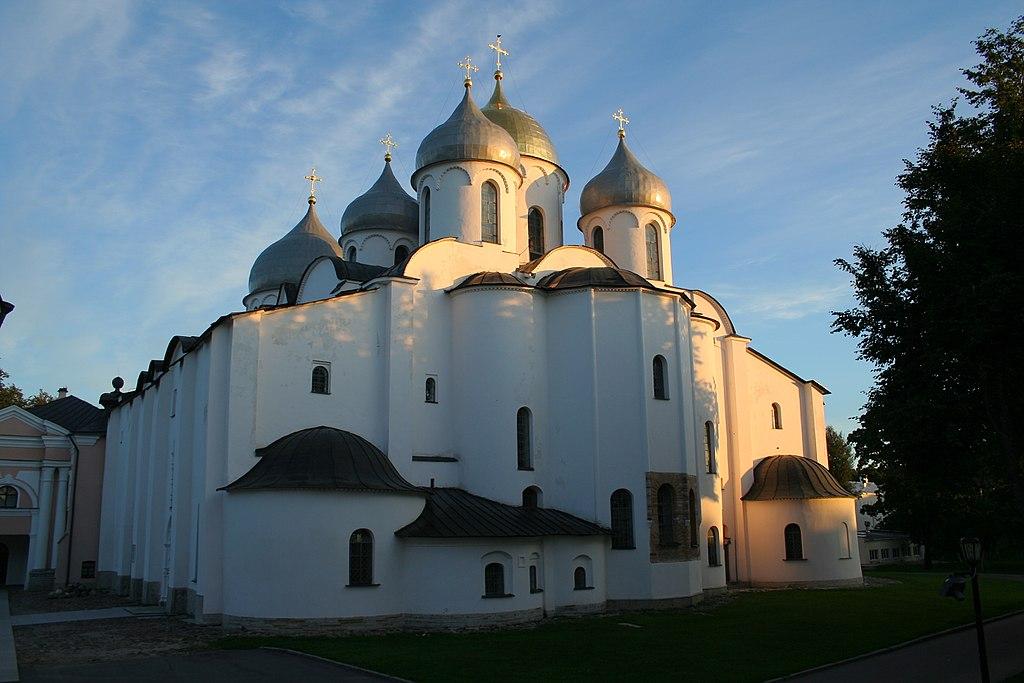 Catedrala Sfanta Sofia din Novgorod1
