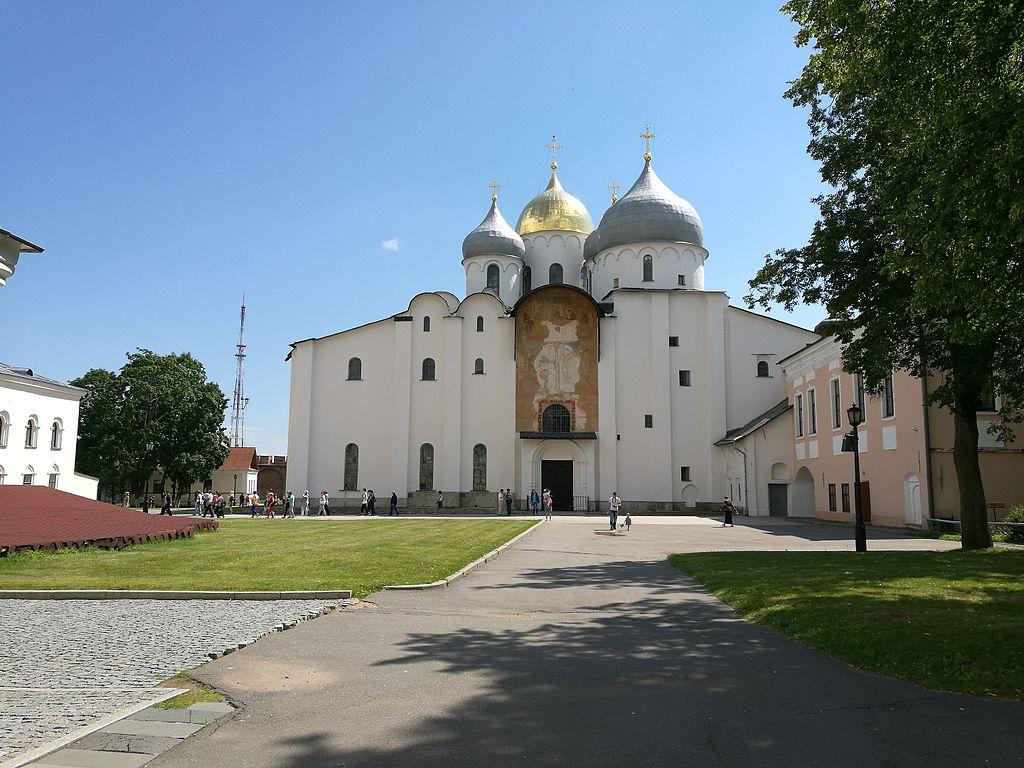 Catedrala Sfanta Sofia din Novgorod11