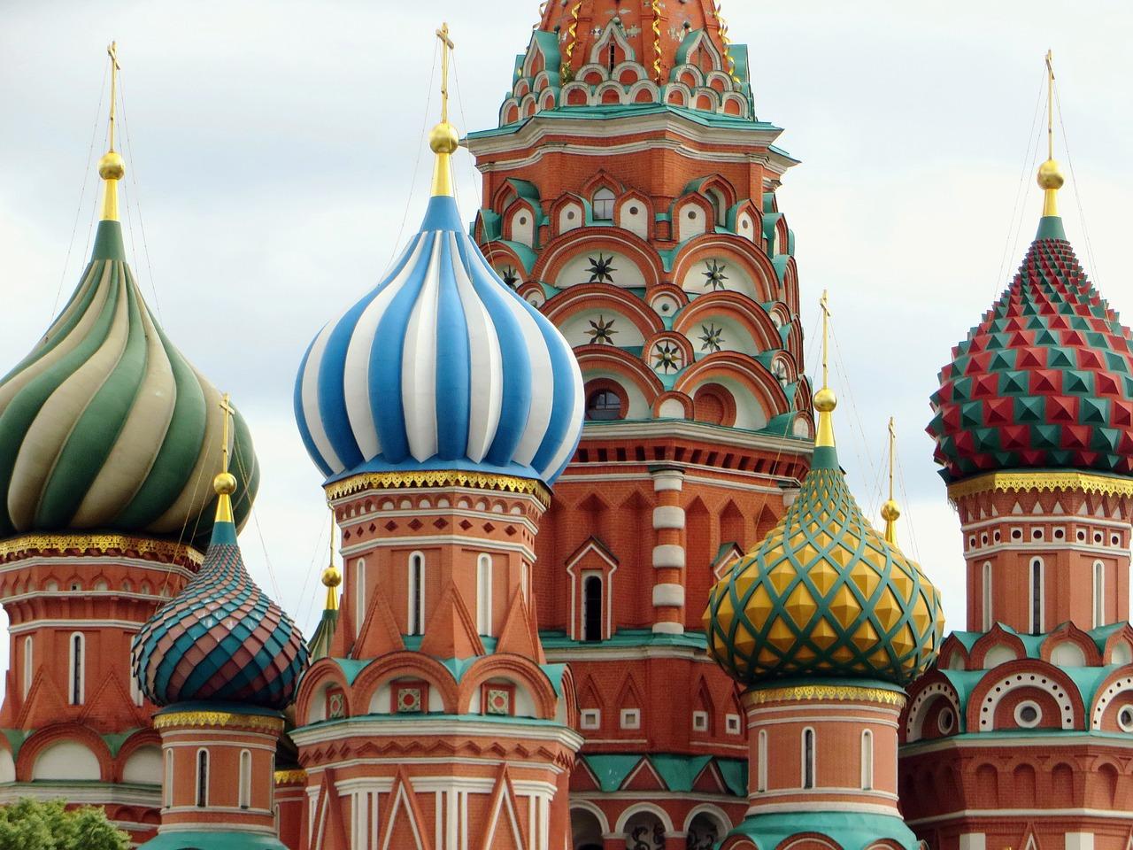 Catedrala Sfantul Vasile din Moscova111
