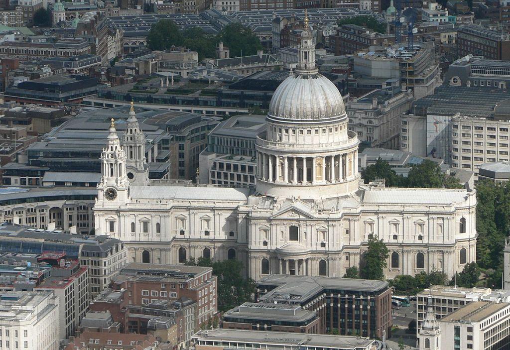 Catedrala St. Paul din Londra