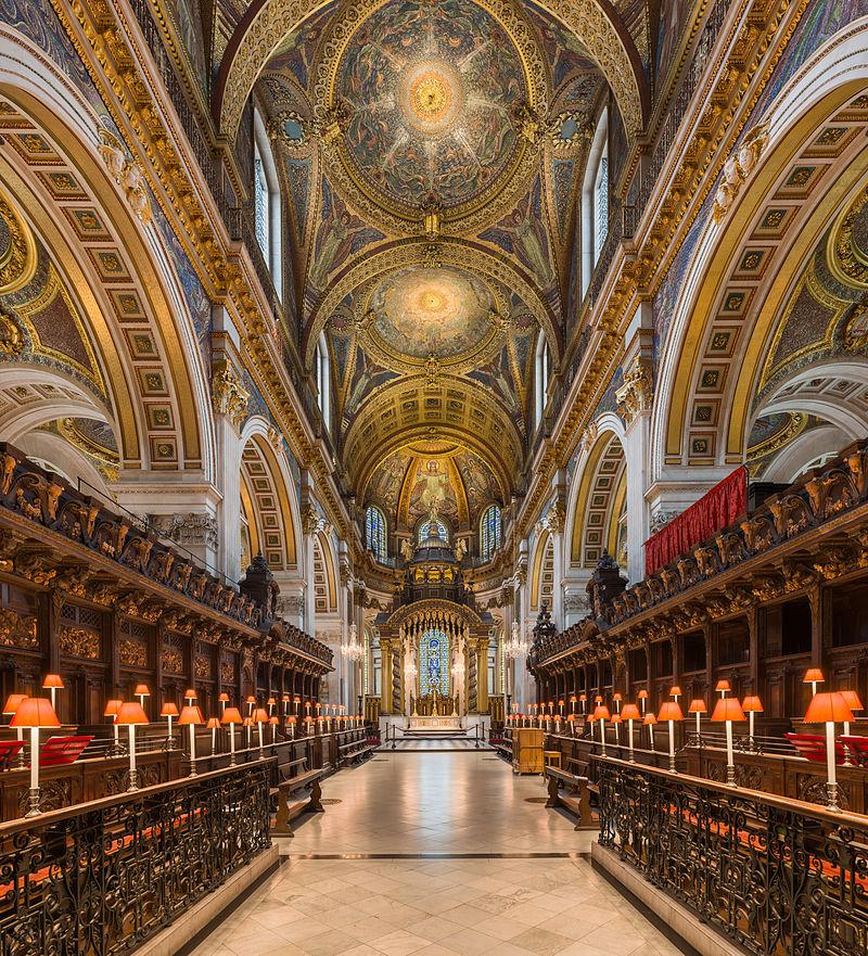 Catedrala St. Paul din Londra11