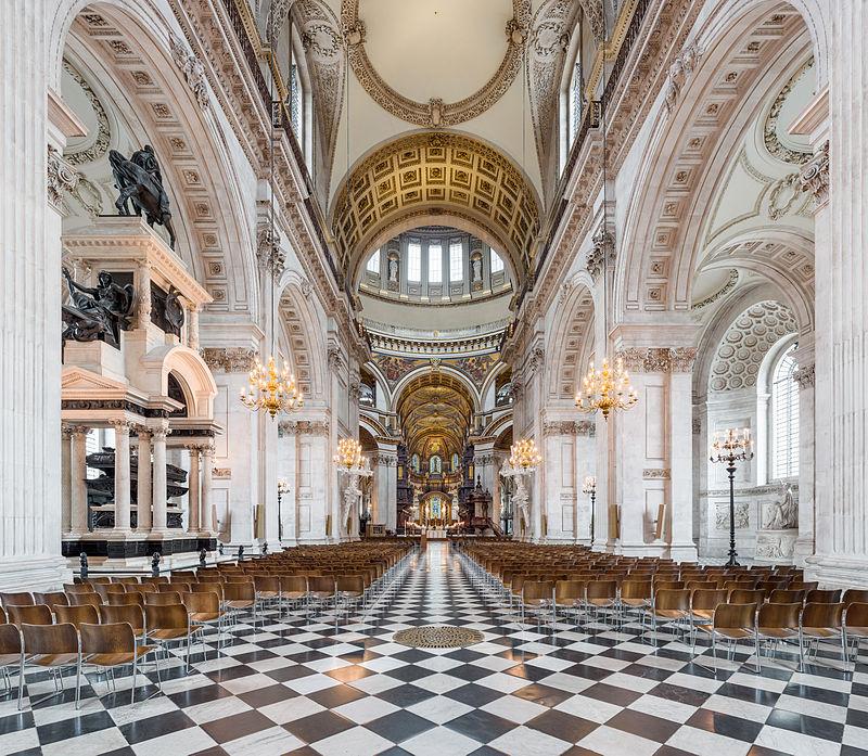 Catedrala St. Paul din Londra111