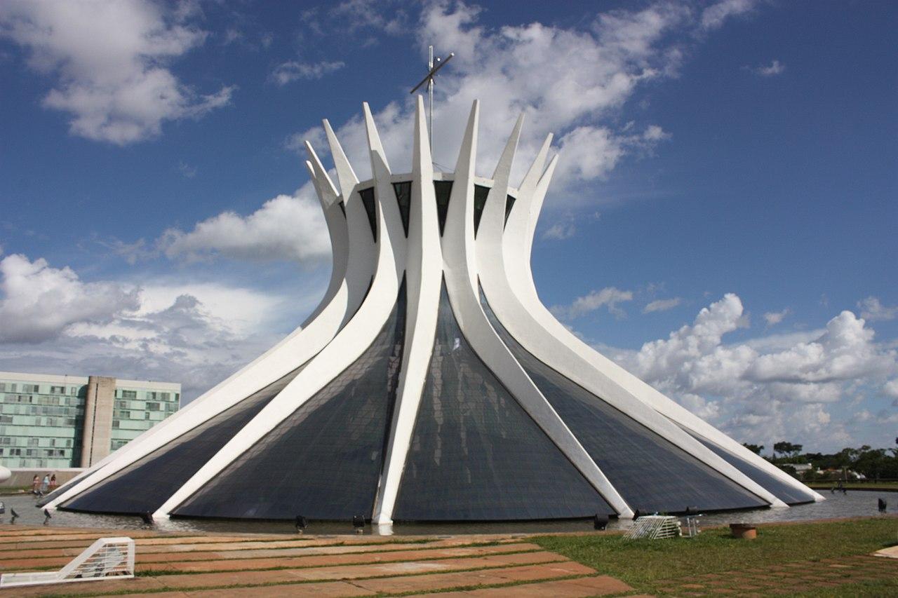 Catedrala din Brasilia