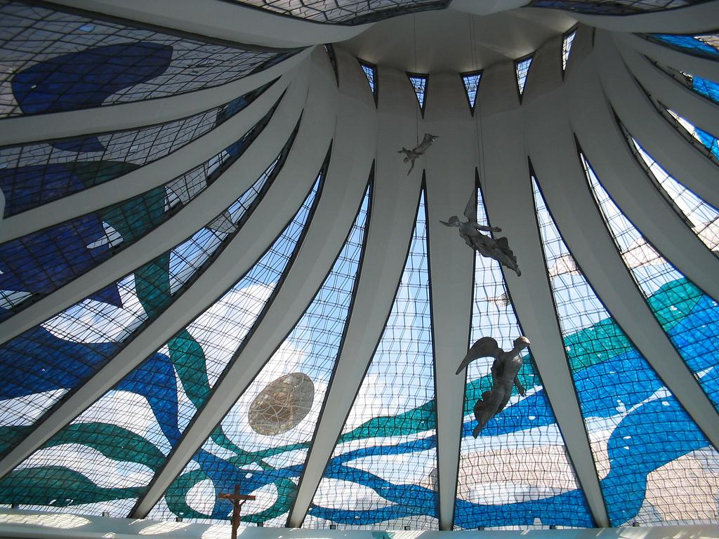 Catedrala din Brasilia1111