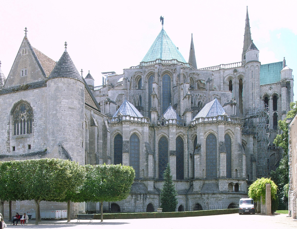 Catedrala din Chartres1