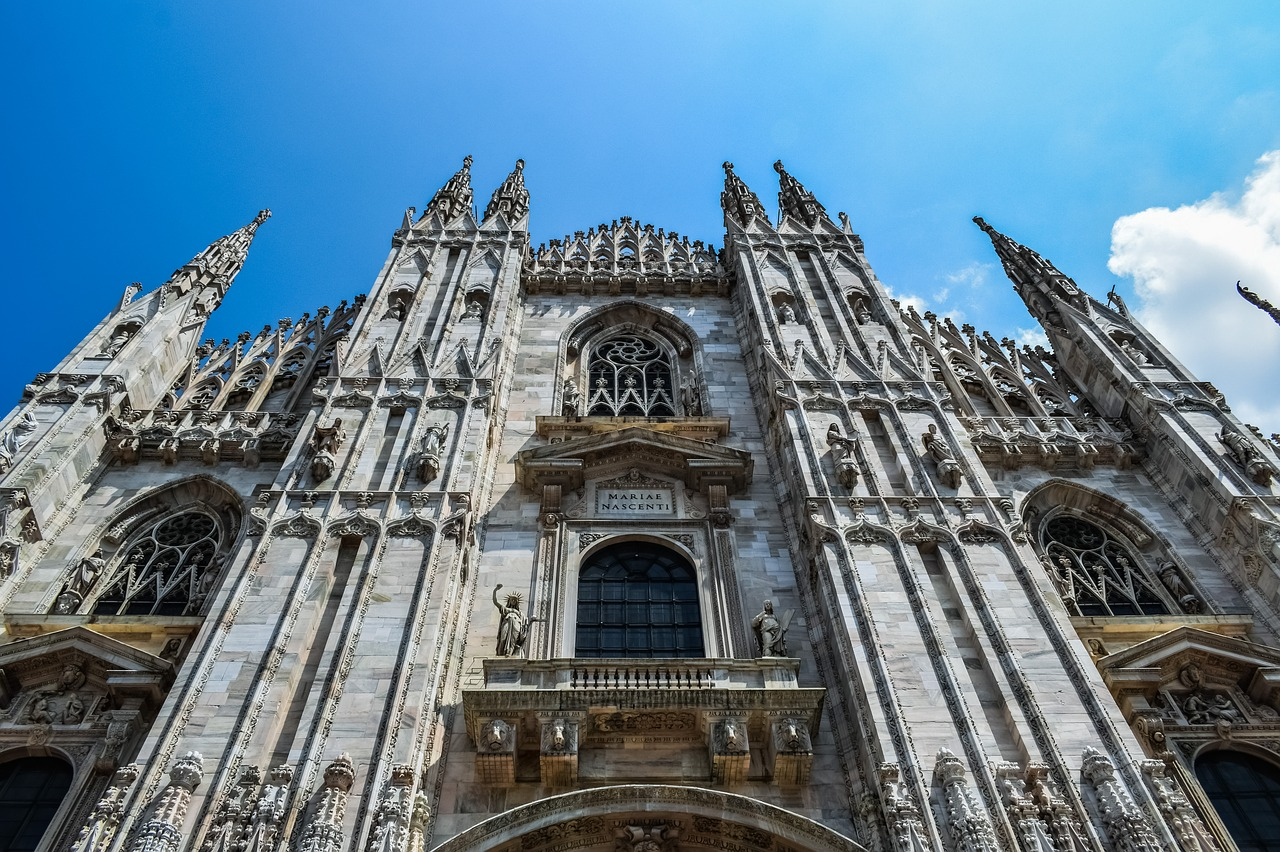 Catedrala din Milano1