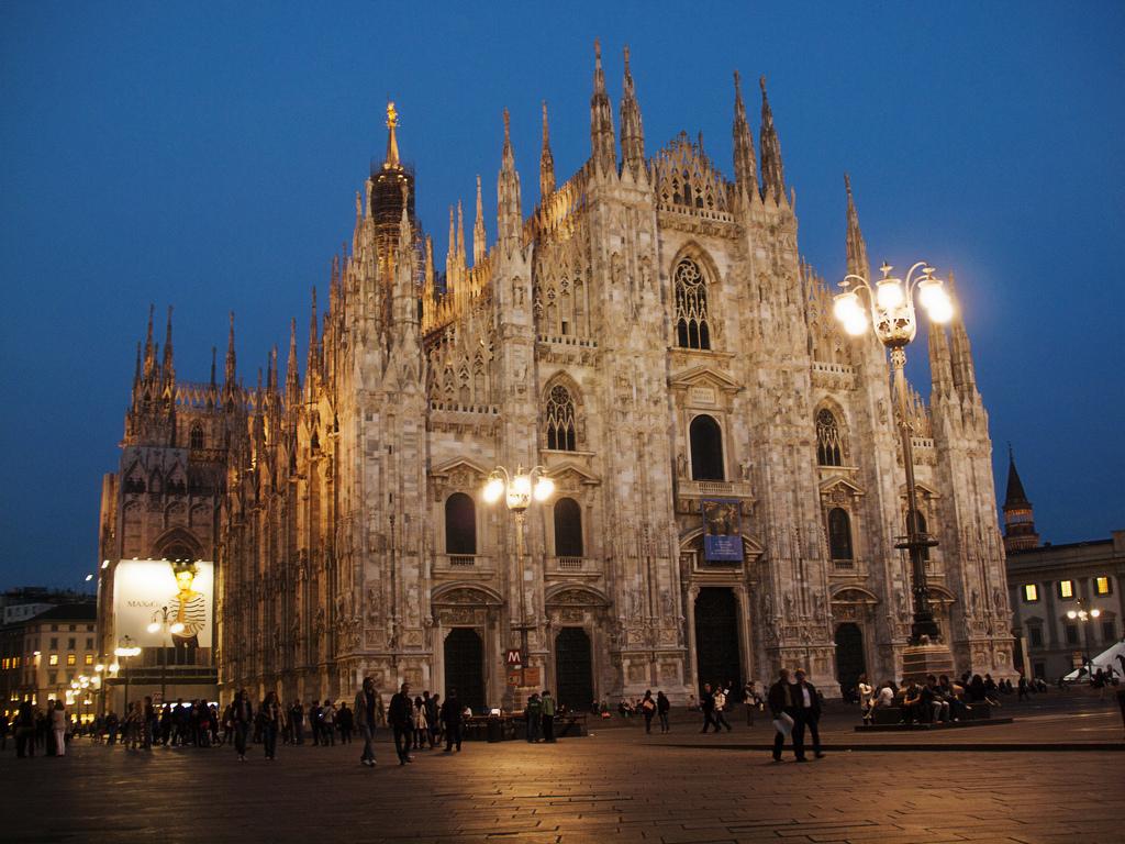 Catedrala din Milano1111