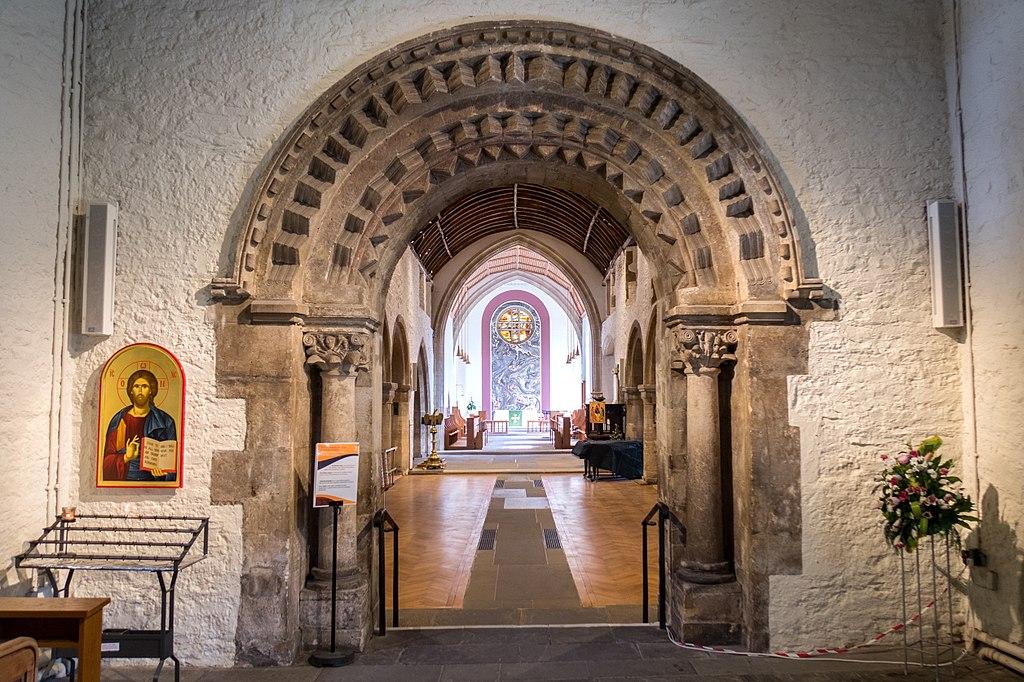 Catedrala din Newport