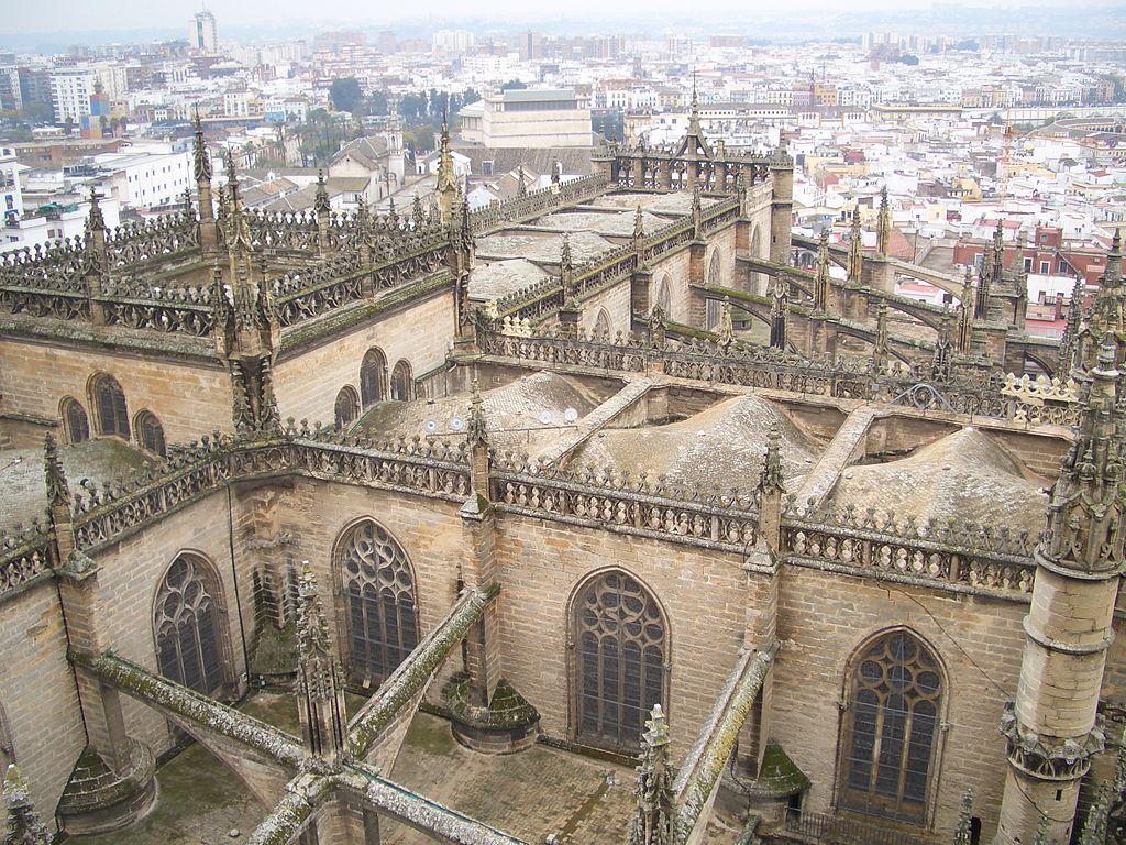 Catedrala din Sevilla1