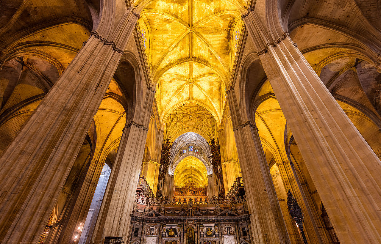 Catedrala din Sevilla111