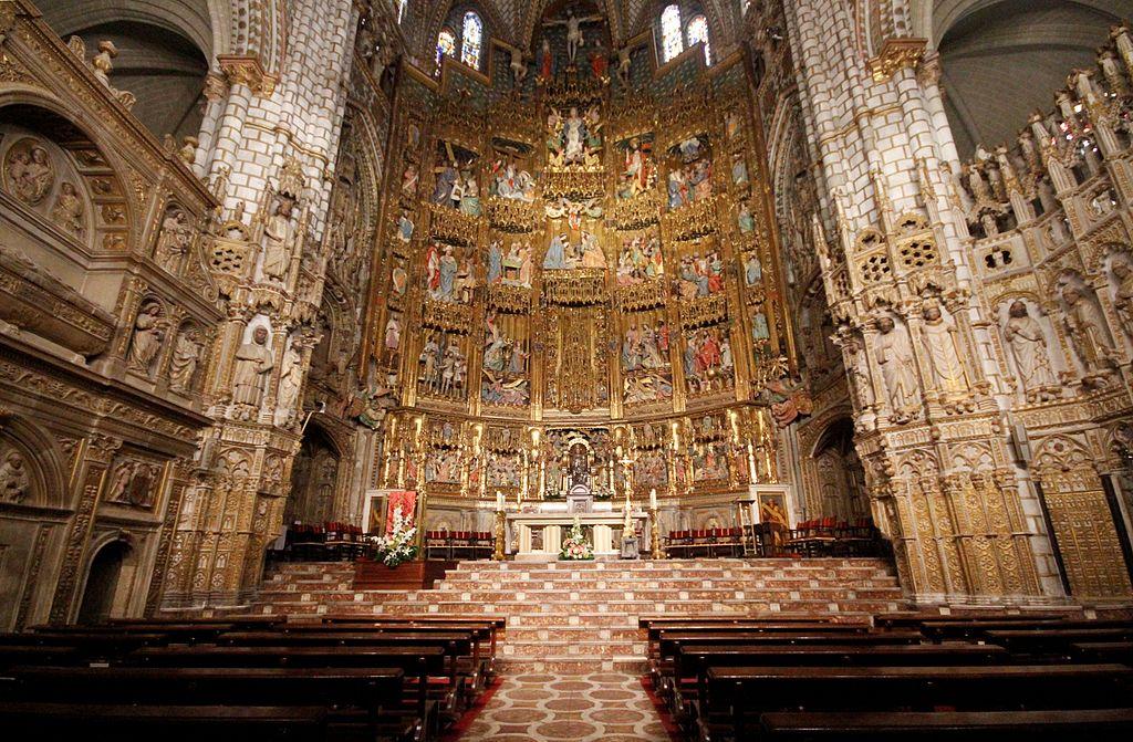 Catedrala din Toledo1111