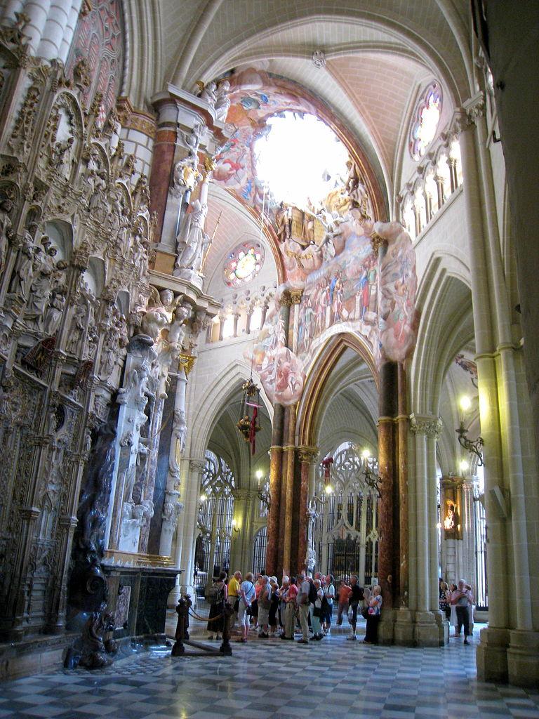 Catedrala din Toledo11111
