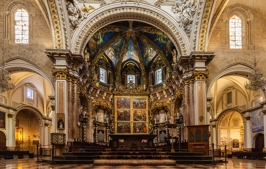 Catedrala din Valencia1