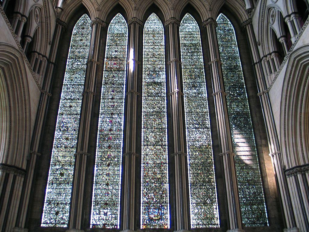 Catedrala din York vitrali