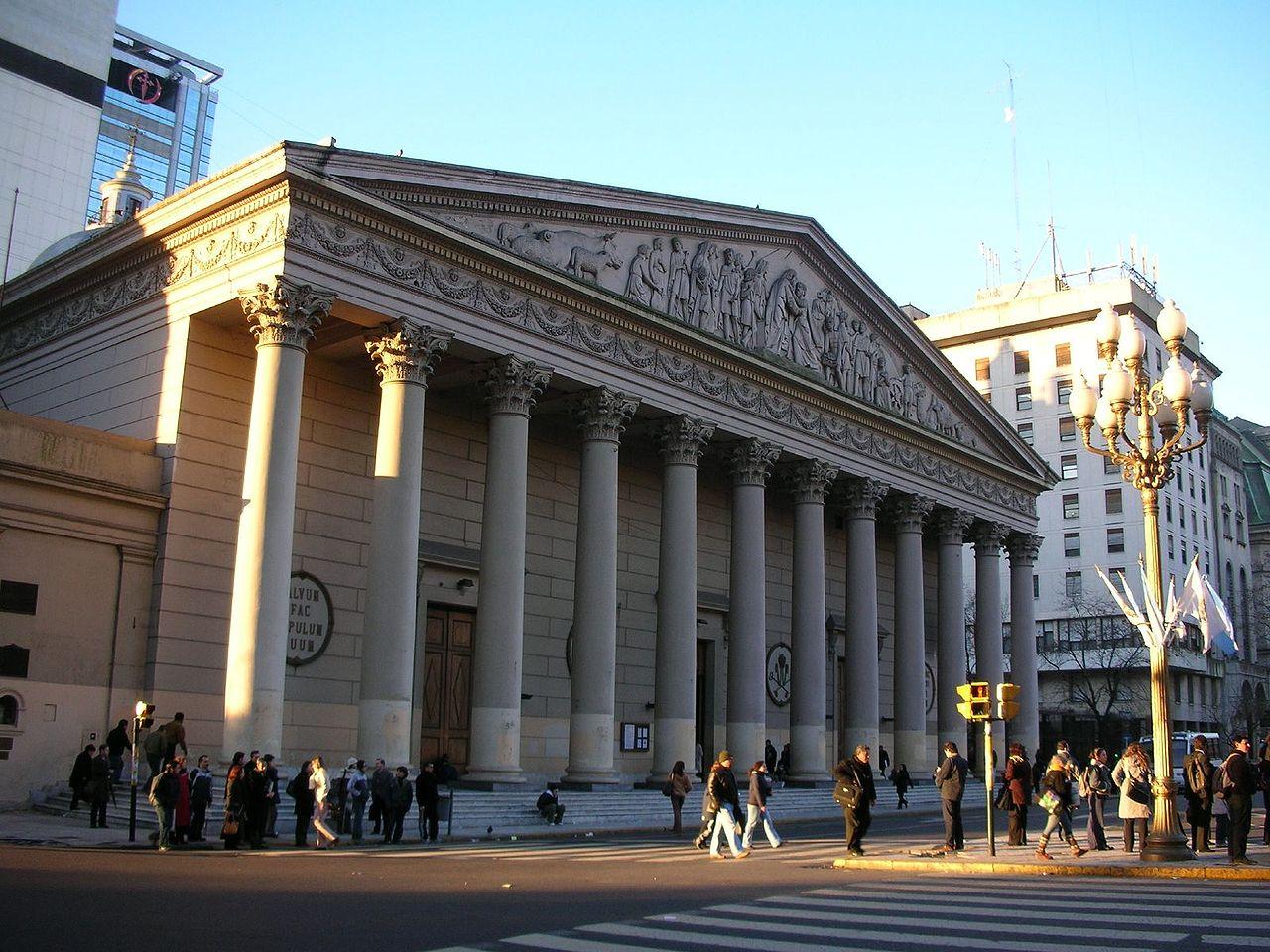 Catedrala metropolitana din Buenos Aires