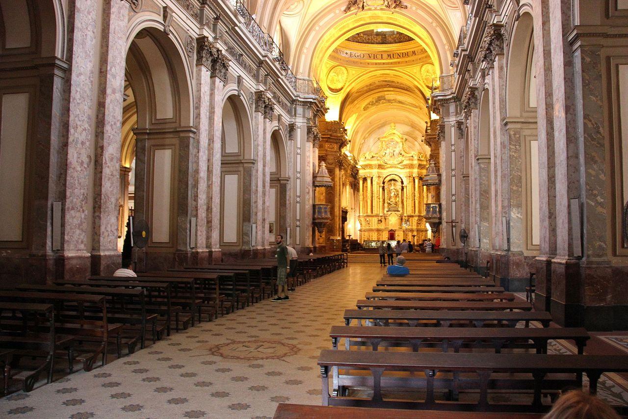 Catedrala metropolitana din Buenos Aires11