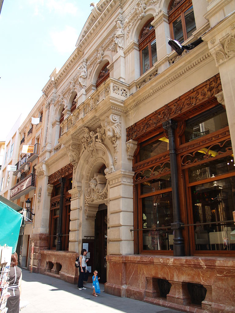 Cazinoul din Murcia11