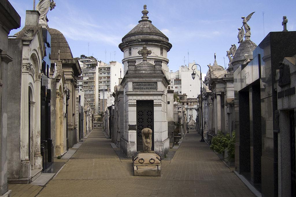 Cemeterio de la Recoleta