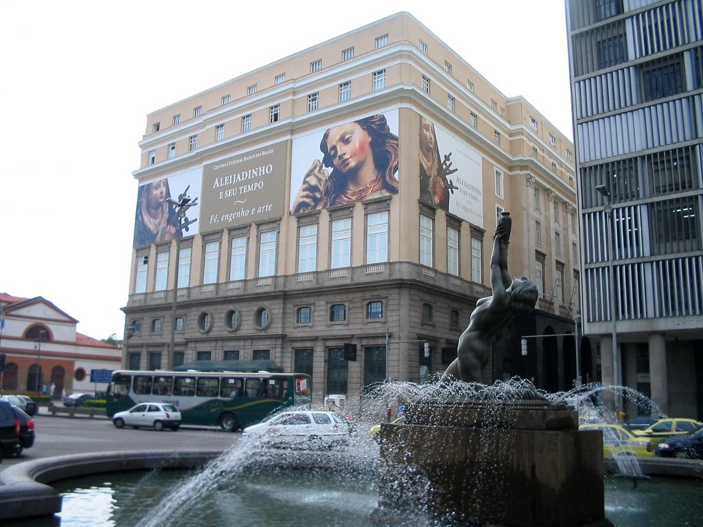 Centrul Cultural Banco do Brasil