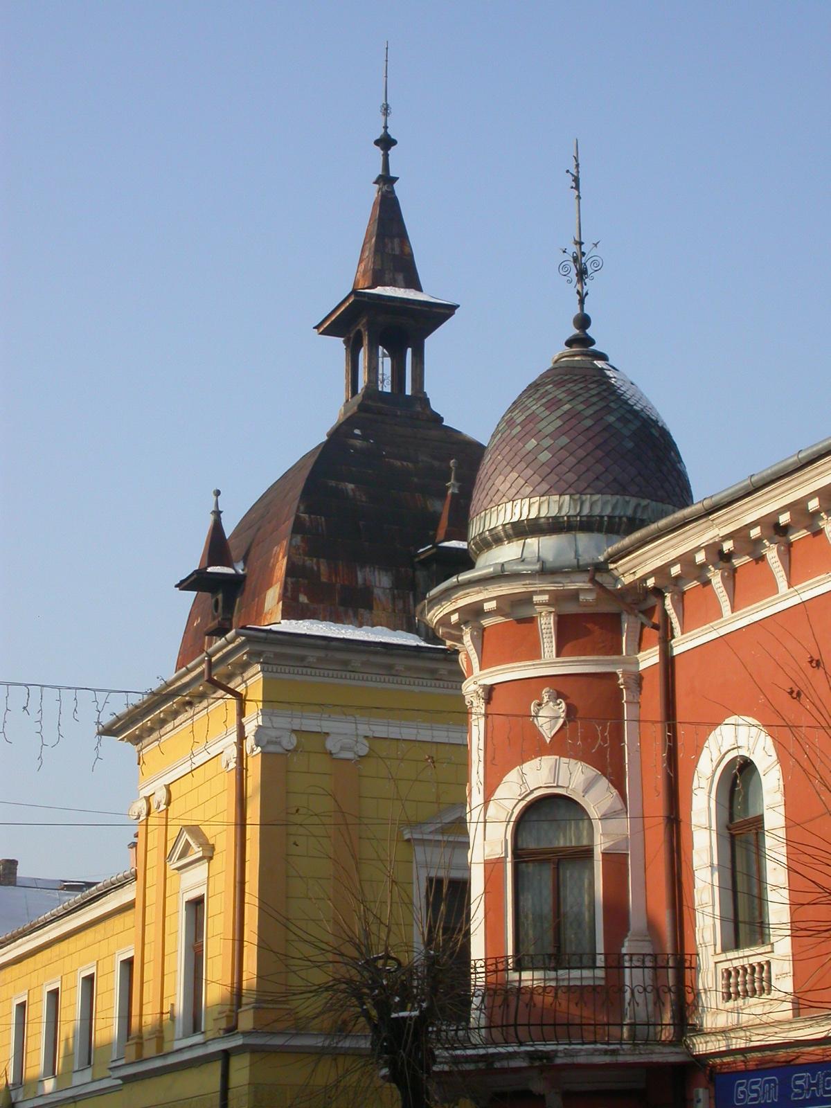Centrul istoric Sighetu Marmaţiei1111