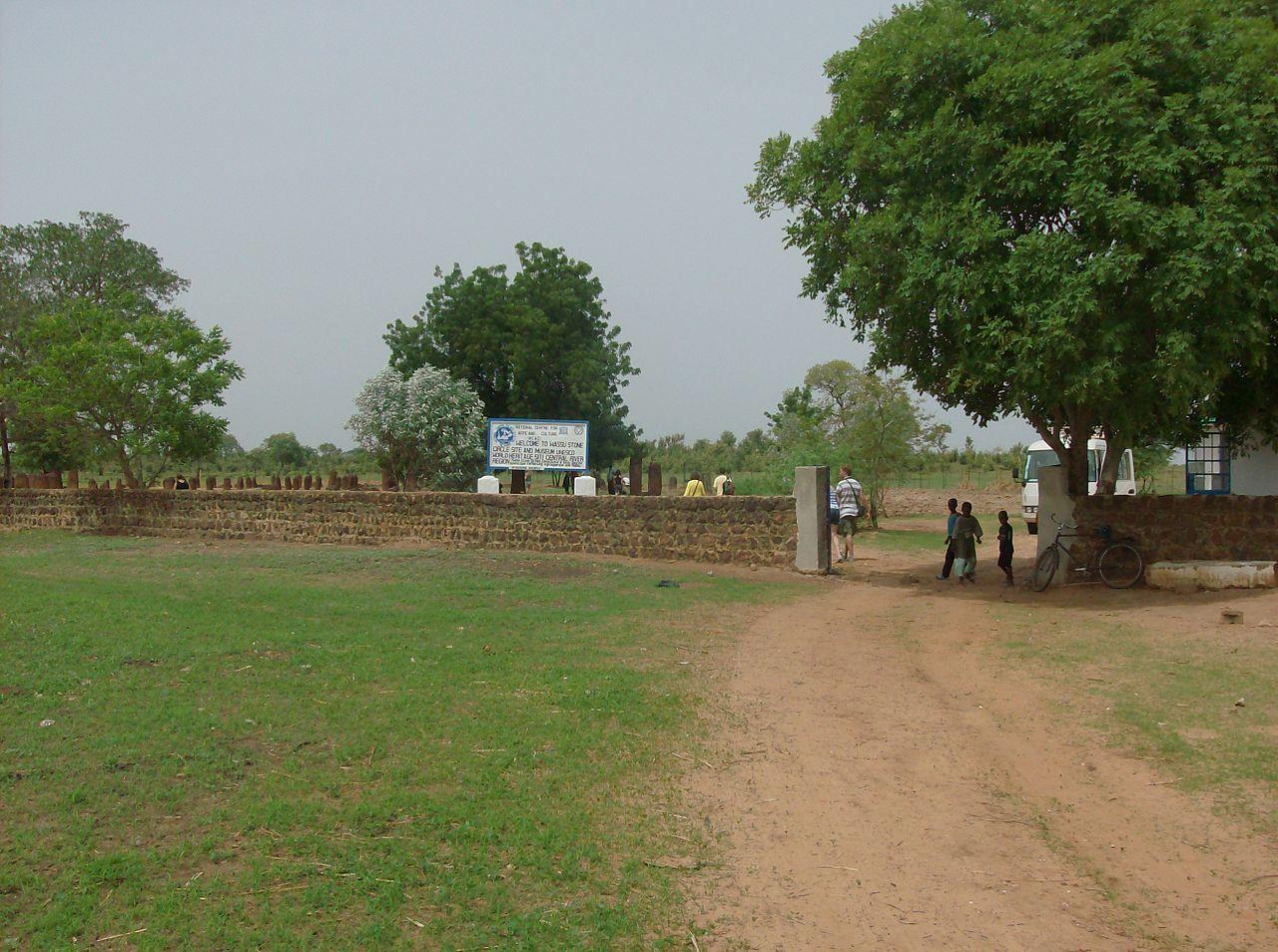 Cercurile de piatra din Senegambia