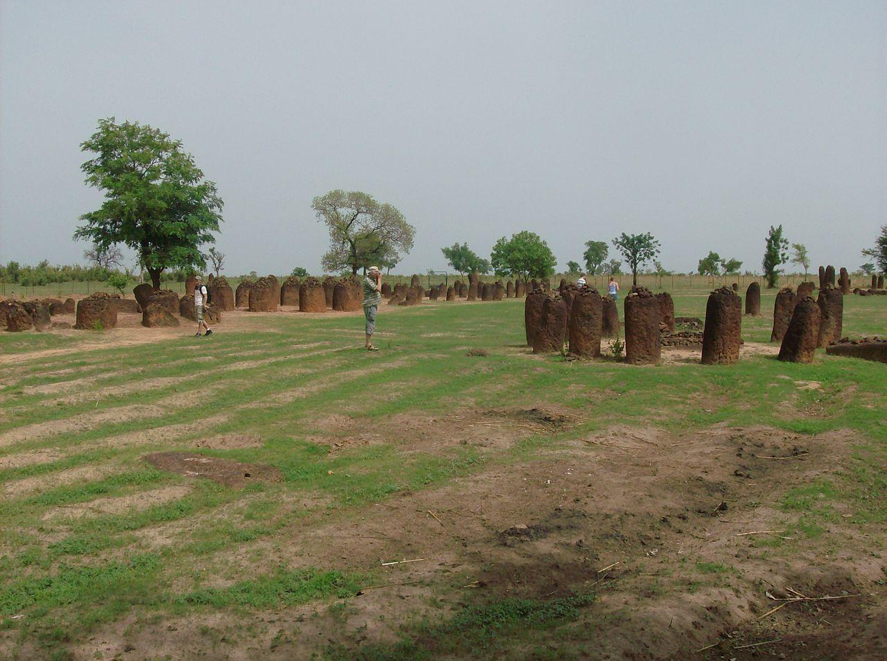 Cercurile de piatra din Senegambia1