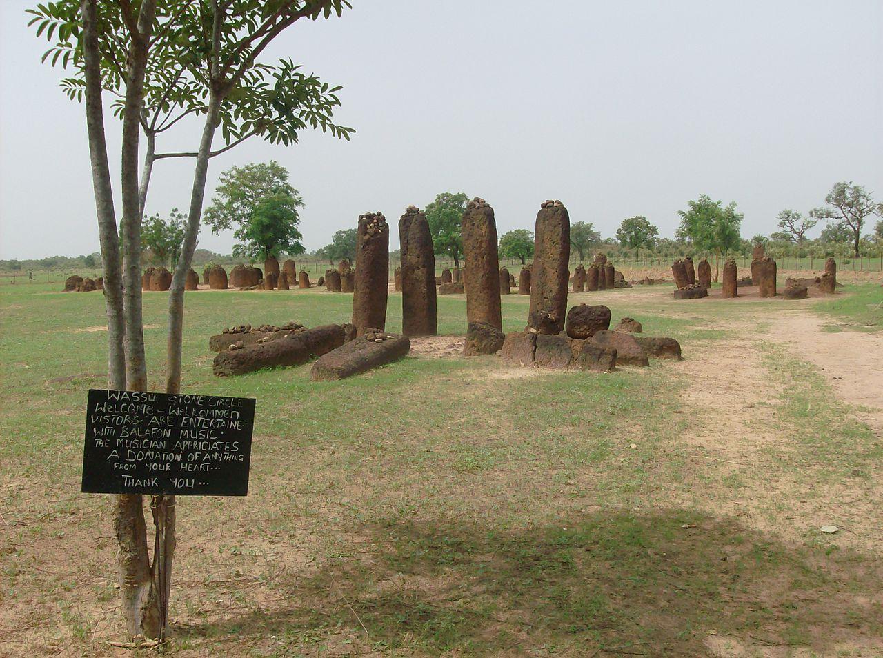 Cercurile de piatra din Senegambia11